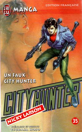 City Hunter 35