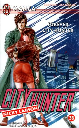 City Hunter 36